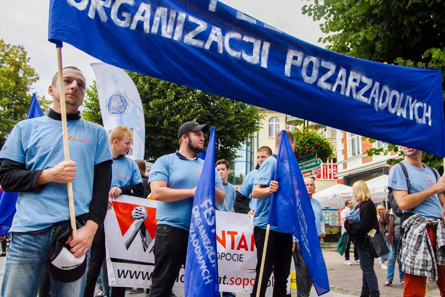Trwa rekrutacja na Sopocki Festyn NGO's oraz nabór wniosków do nagrody Sopockie Serce