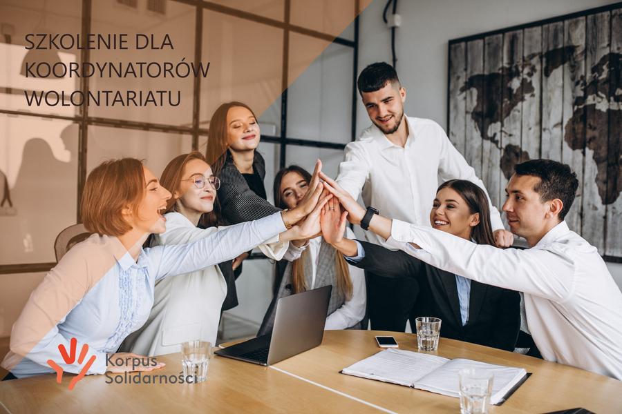 Spotkanie organizatorów wolontariatu – Korpus Solidarności | 23.10.2019