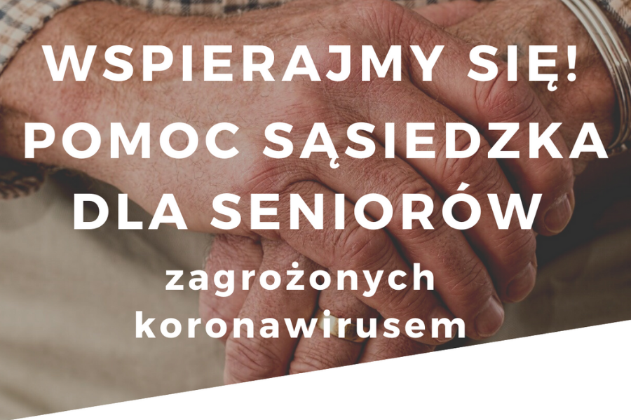 Wspierajmy się! Pomoc sąsiedzka dla seniorów w Sopocie