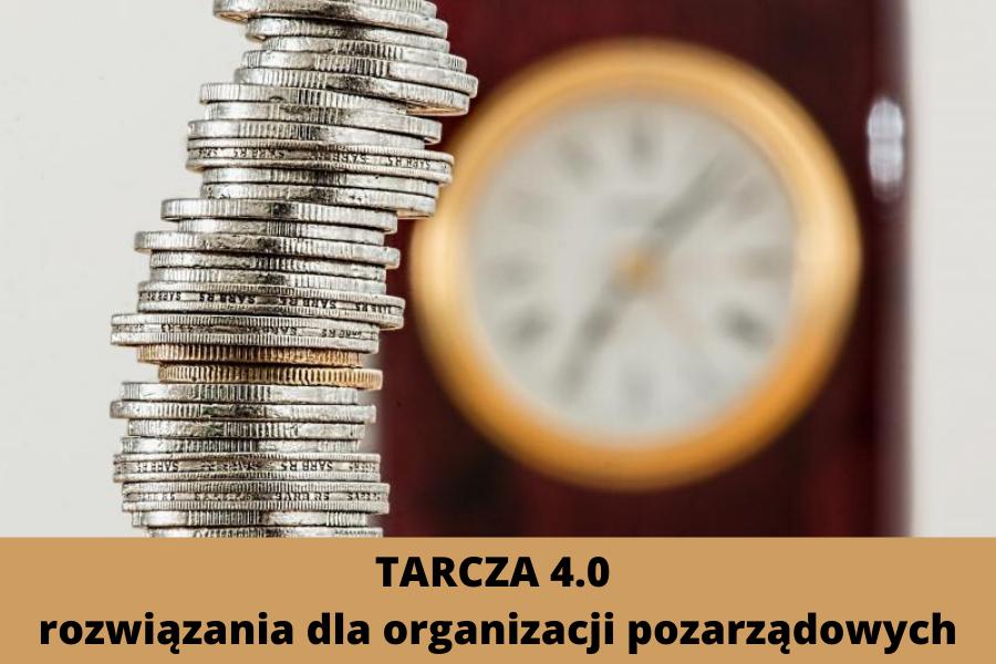 TARCZA 4.0 – ROZWIĄZANIA DLA NGOsów