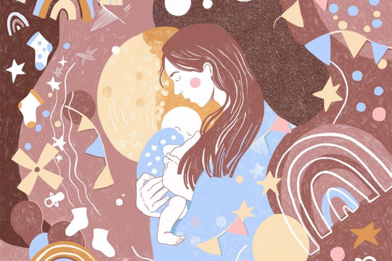 Mam Czas – grupa wsparcia dla mam niemowlaków online