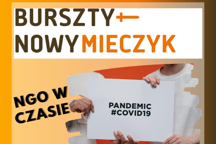 INICJATYWY POMORSKICH NGO'SÓW W CZASIE COVID-19