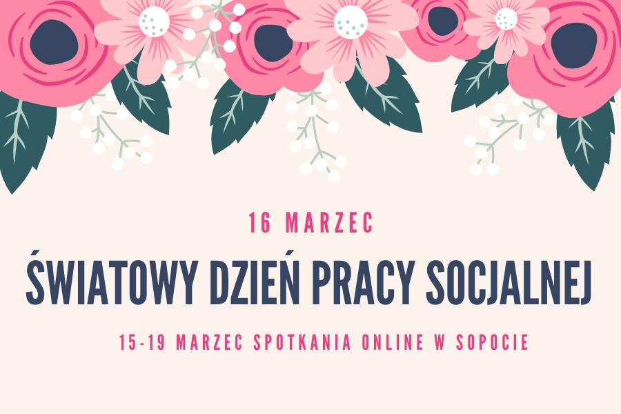 Spotkania online z okazji Światowego Dnia Pracy Socjalnej