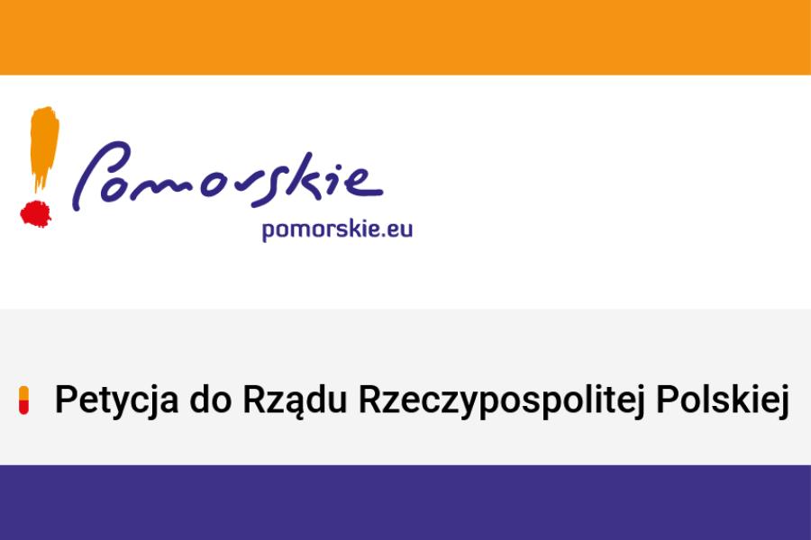 Petycja mieszkańców Pomorza o zwiększenie funduszy unijnych dla Pomorza