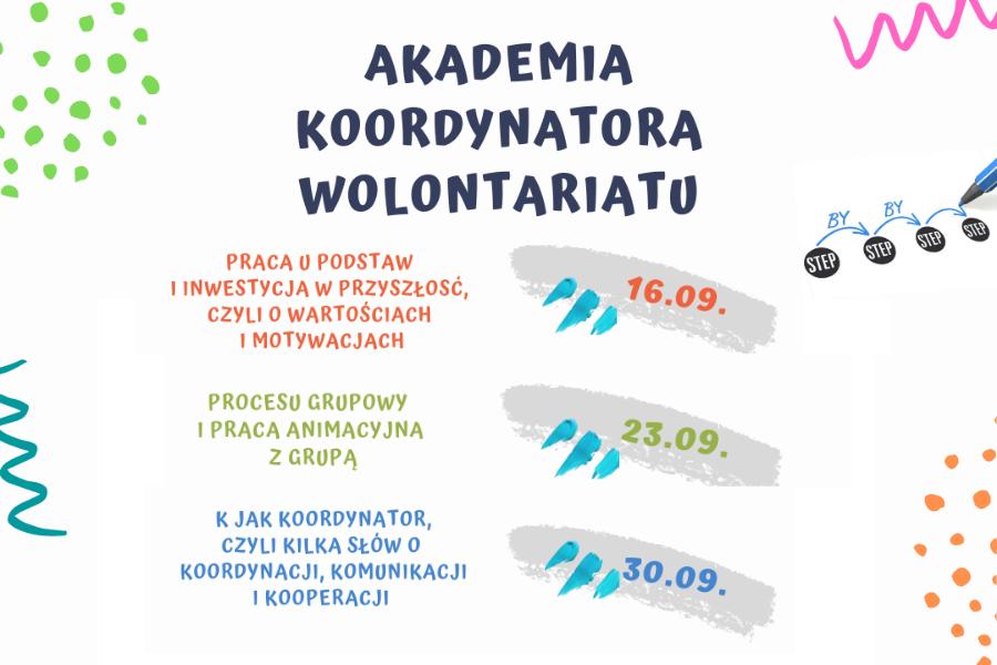 Akademia Koordynatora Wolontariatu