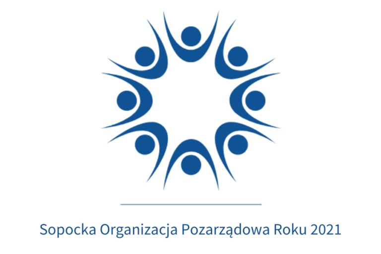 """KONKURS O TYTUŁ """"SOPOCKA ORGANIZACJA POZARZĄDOWA ROKU 2021"""""""